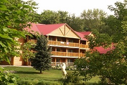 Tall Timber Lodge as presented by Meadowbrook Resort & Dells Packages in Wisconsin Dells
